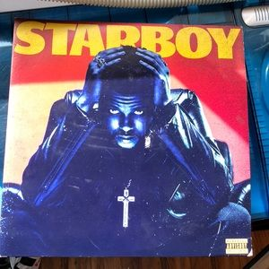 Other - The weeknd star boy vinyl